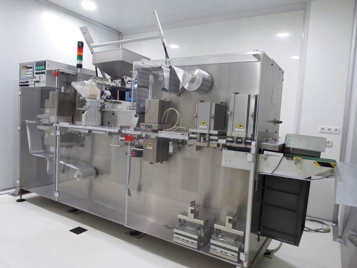 instalaciones técnicas Generfarma